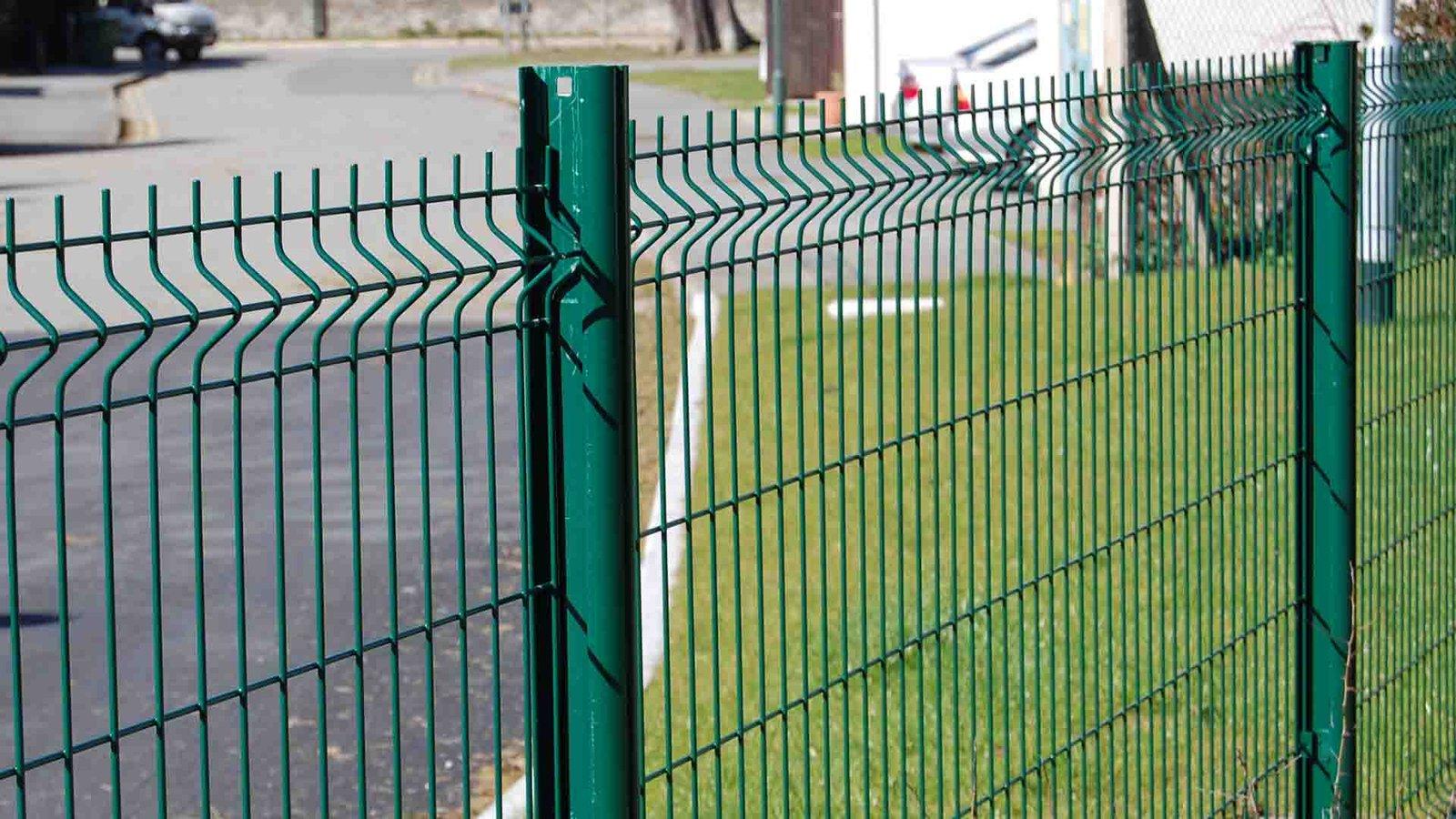 Rigid Panel Fence